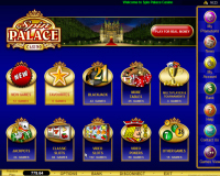Spin Palace Casino αίθουσα