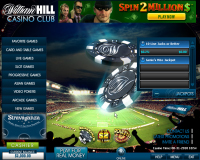 William Hill Casino Club αίθουσα