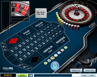 William Hill Casino Club Ρουλέτα