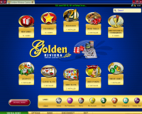Golden Riviera Casino αίθουσα