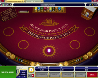 Golden Riviera Casino Μπλάκτζακ